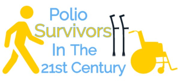Polio Survivors In The 21st Century Logo